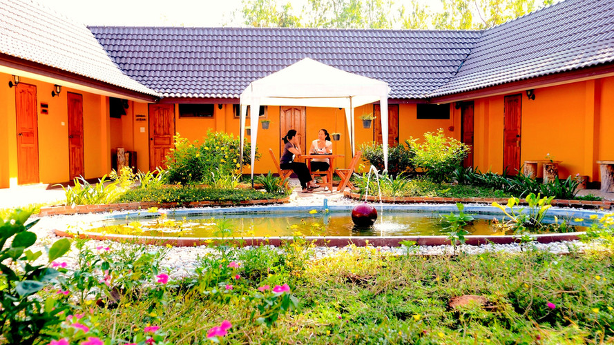 Museflower Retreat, Thailand
