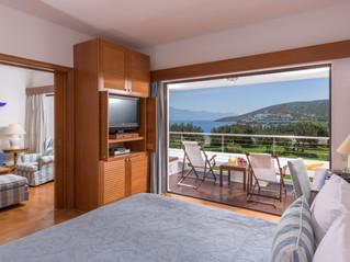 Deluxe Hotel Suite Sea View