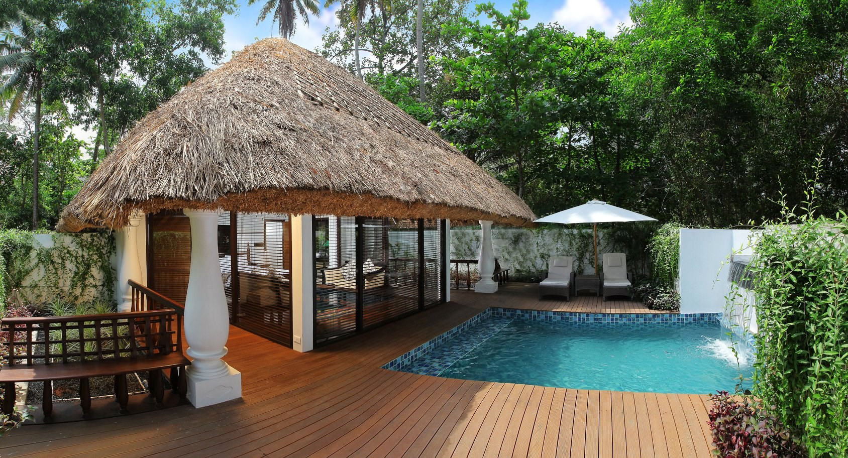 Zukra Pool Villa
