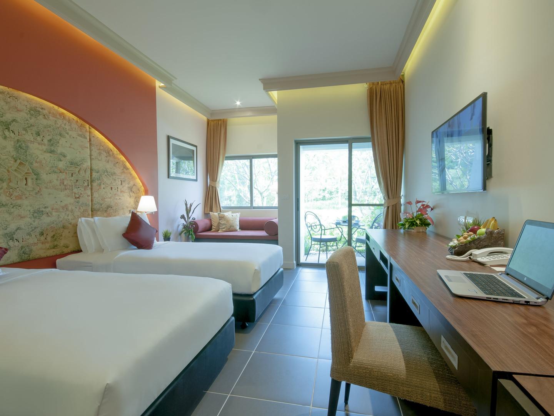 Standard Room - Garden Wing