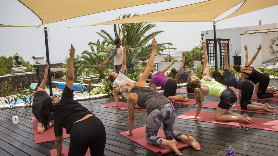 Azulfit Yoga Pilates Retreat
