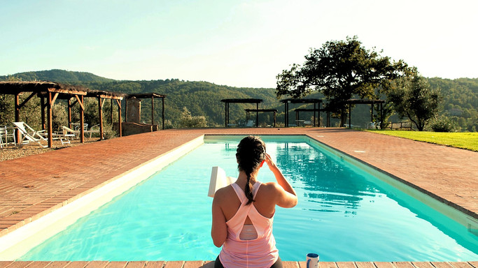 Tuscan Fitness, Italy
