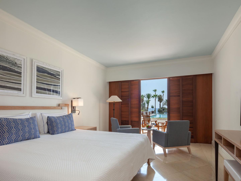 Terrace Sea View Room