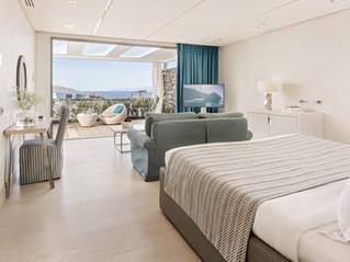 Deluxe Bungalow Suite Sea View
