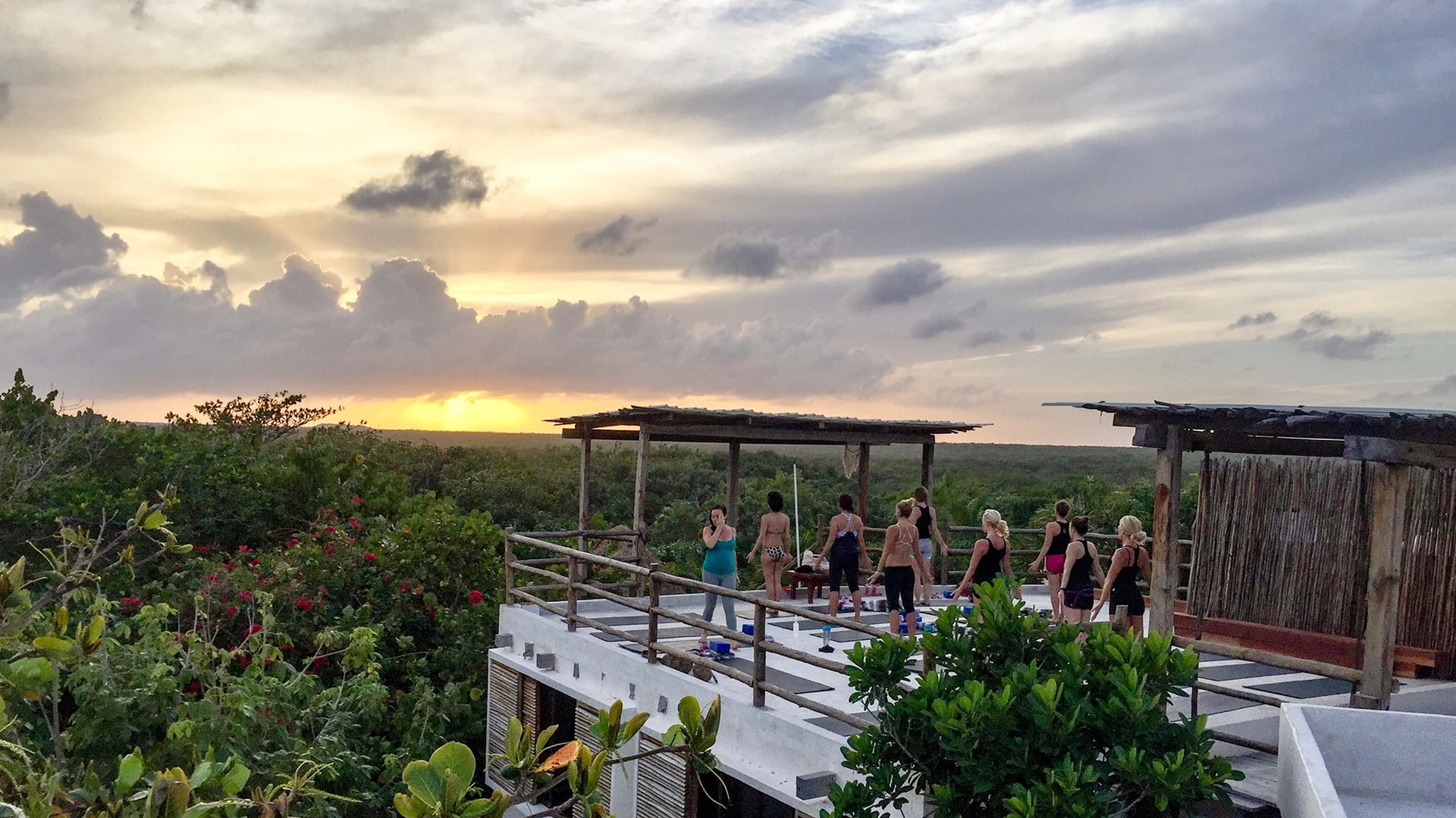 Bikini Bootcamp Amansala Resort