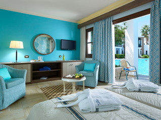 Premium Room Shared Pool