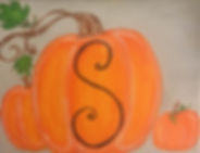 Pumpkin and Initial.jpg