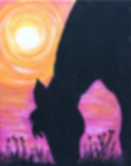 Sunset & Horse.jpg