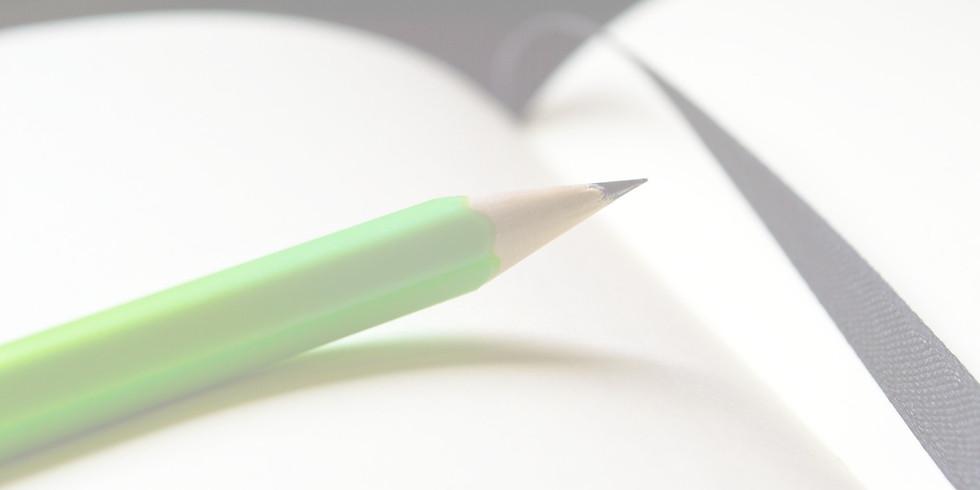 """Schreibwerkstatt """"Schreiben über mich selbst"""""""