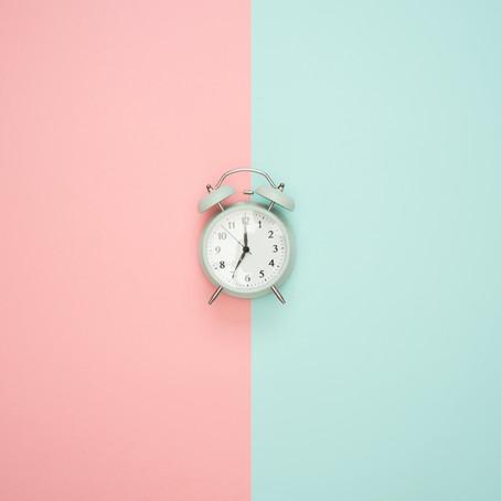 Écrire au présent ou au passé ?