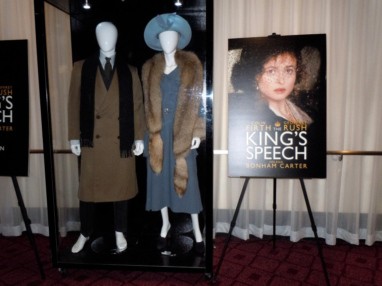 Costumes from The King's Speech