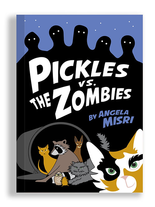 Pickles vs the Zombies