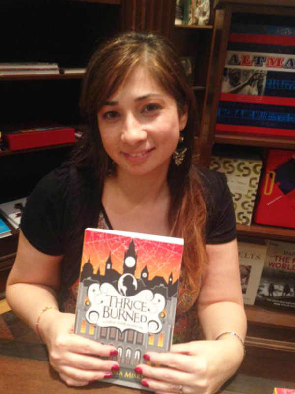 Photo taken by Joyce Grant at Ben McNally's Bookstore
