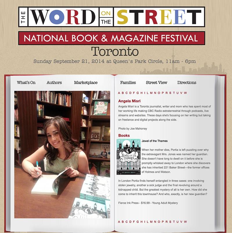 Word on the Street - September 21