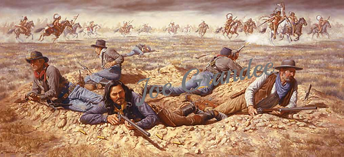Billy Dixon and the Battle of Buffalo Wallow