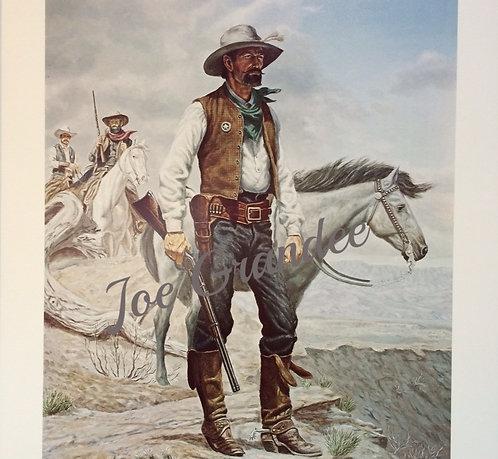 Leander H. McNelly - Texas Ranger