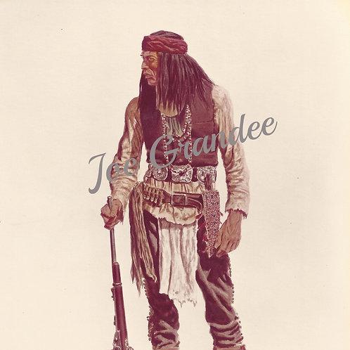Massai Broncho Apache