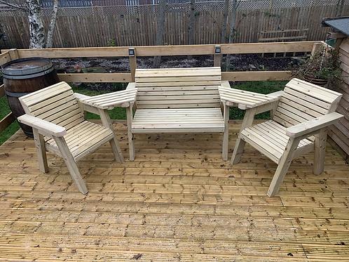 Family garden set