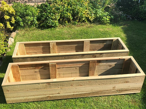 Planters with base