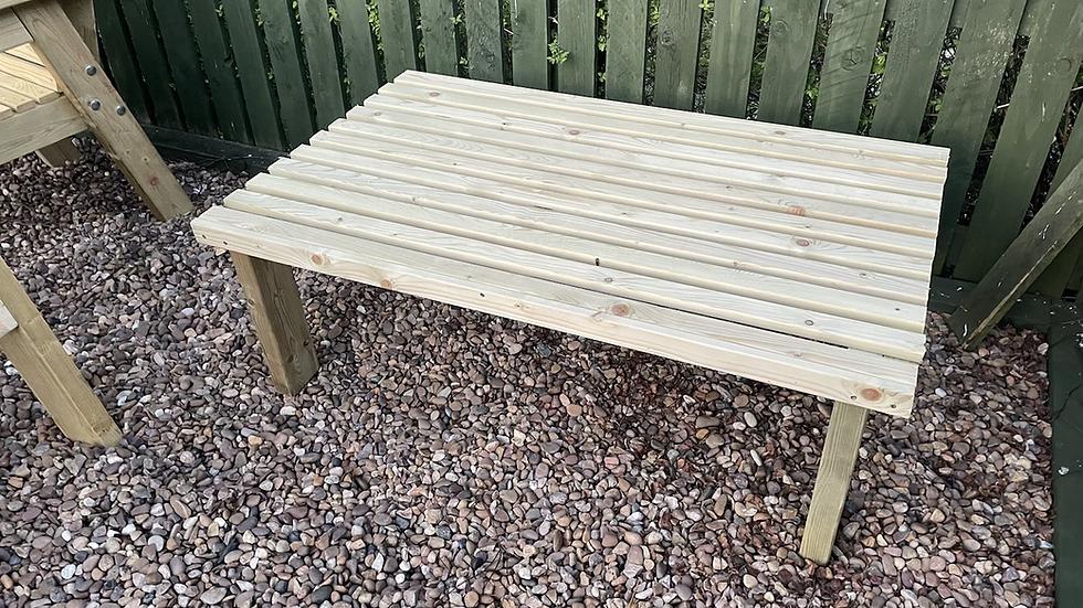 Garden coffe table