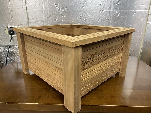 Deluxe Cedar Wood Planter (Large)