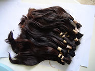 Wefting, Raw hair wefting