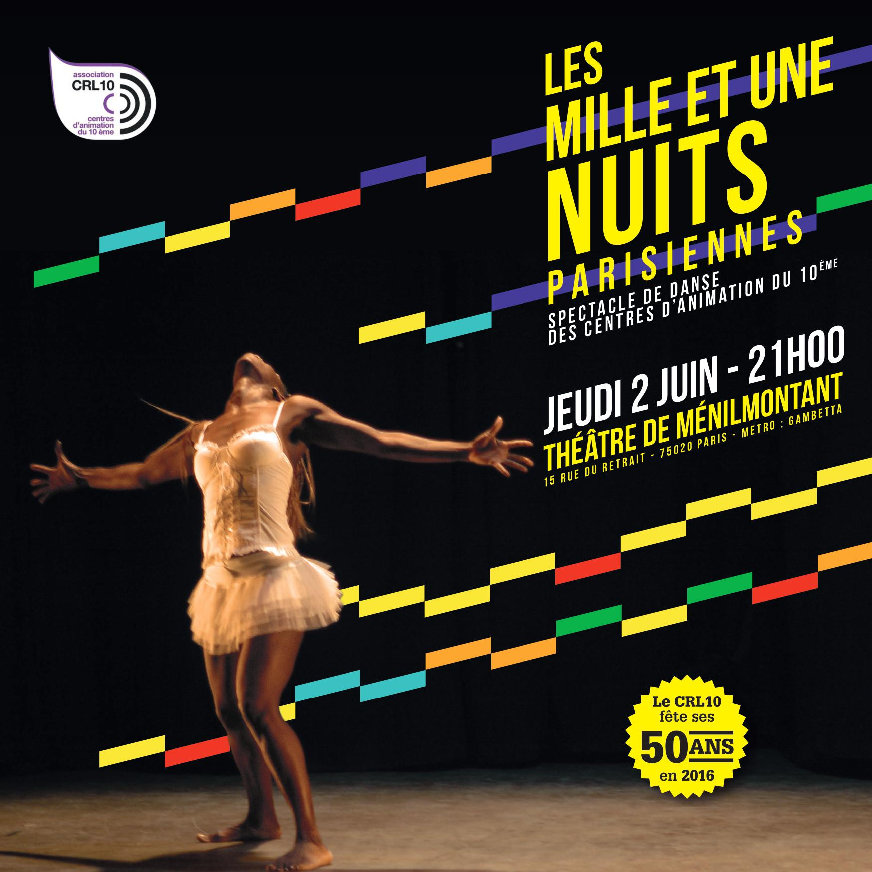 Les 1001 Nuits de Paris