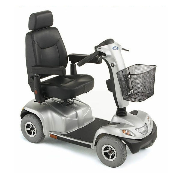 Scooter, Electrique, PMR, Personne, Agee, Invacare, Orion