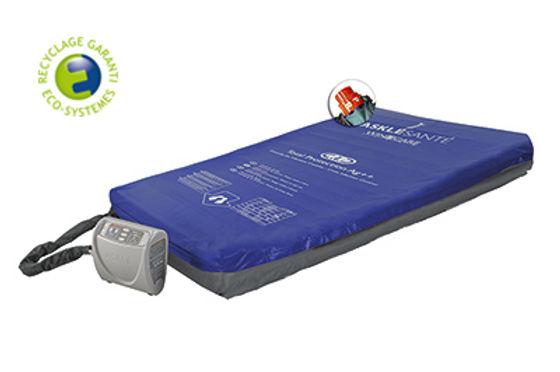 Matelas Air Dynamique Compresseur Anti Escarre Pris en Charge Secu