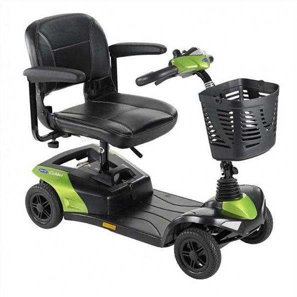 Scooter, Electrique, Handicap, 4, Roues, Invacare, Colibri
