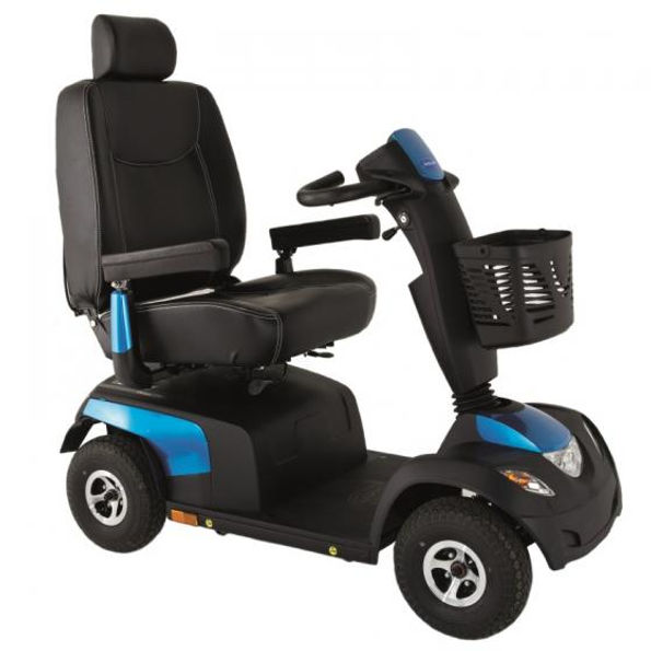 Scooter, Electrique, PMR, Personne, Agee, Invacare, Comet, Ultra