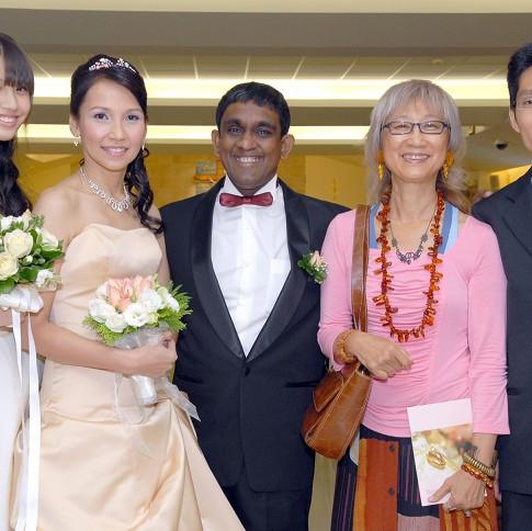 My wedding day in 2008.