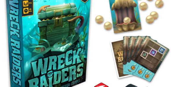Wreck Raiders & 3 Mini Expansions $55US