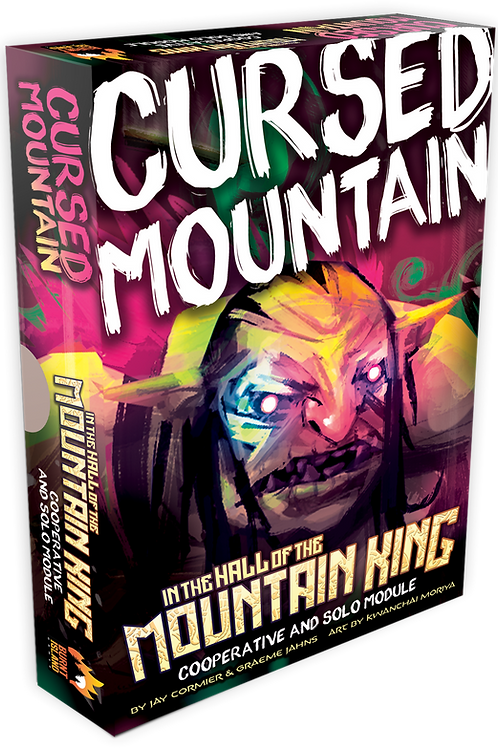 Solo/Co-op Mode For In the Hall of the Mountain King $10USD