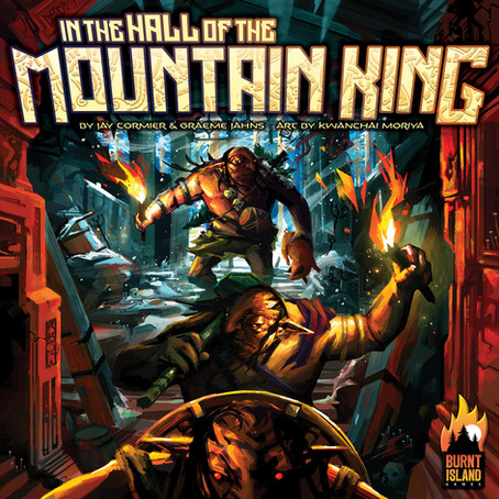 Late Pledges for In the Hall of the Mountain King