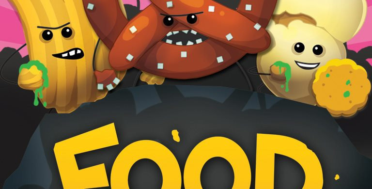Foodfighters Salty Faction $6USD
