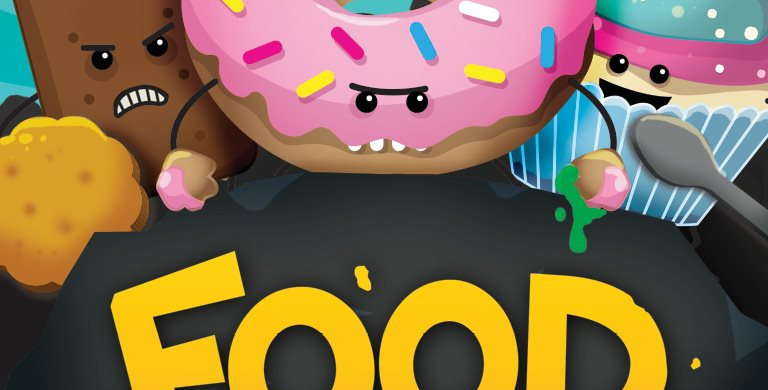 Foodfighters Sweets Faction $5.85USD