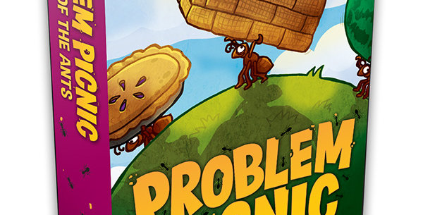 Problem Picnic: Attack of the Ants $29USD