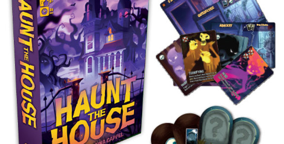 Haunt the House KS Version and the Darker Corners Expansion $41US