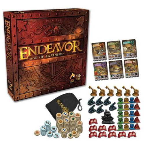 Endeavor: Age of Expansion DELUXE Bundle $69USD