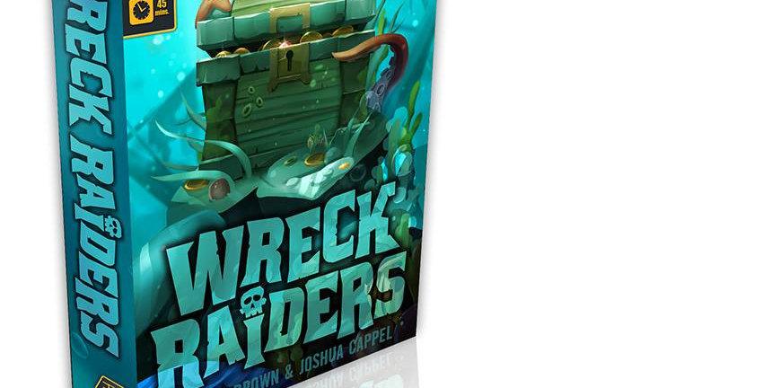Wreck Raiders $42USD