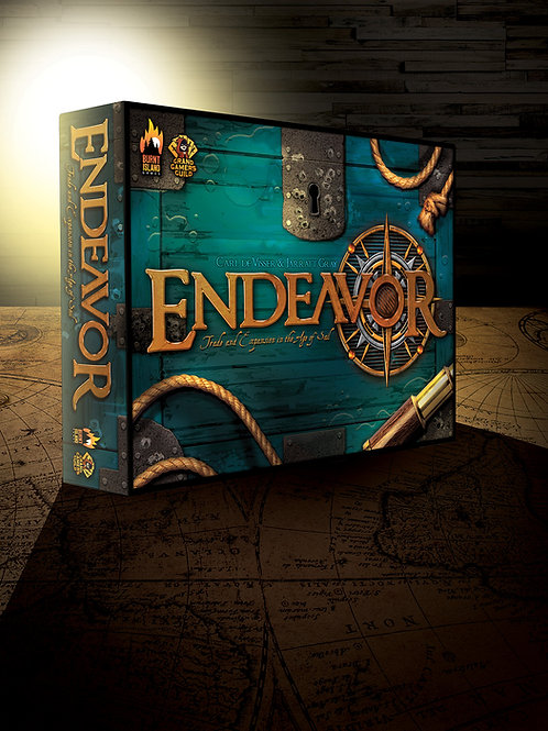 Endeavor: Age of Sail $75USD