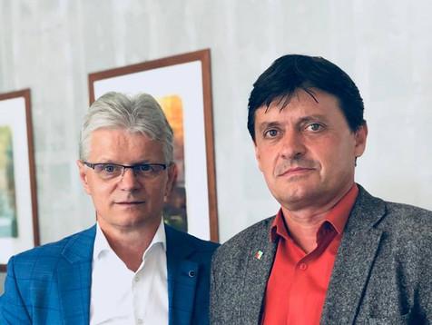 Jan Lipner, starosta Horní Suché za STAN