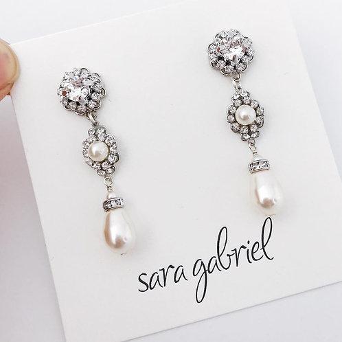 Sara Gabriel Maude Earrings