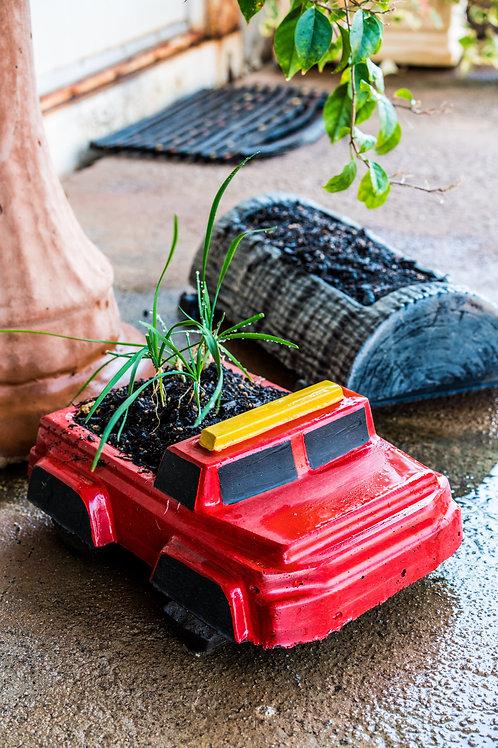 Small Truck Garden Planters