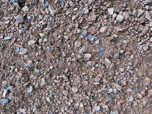 10m3 of 40mm minus Clean Granite Scalps