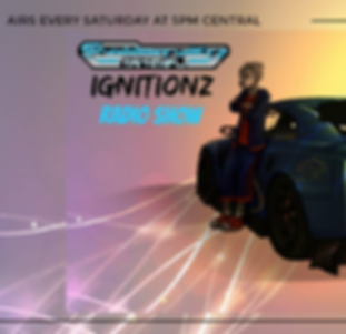 Ignitionz Radio Show Promo Banner (1200