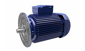 Cast-iron motor
