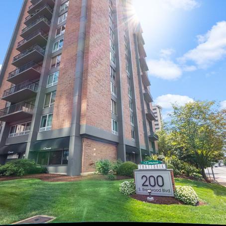 200 S. Brentwood Blvd, Unit 2B Clayton, MO 63105