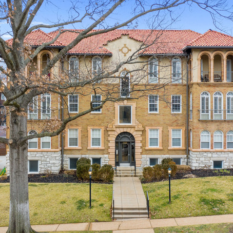 7515 Parkdale Ave. #2W, Clayton, MO 63105